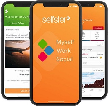 Selfster App | TechMinds
