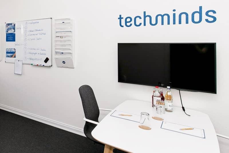 TechMinds Office