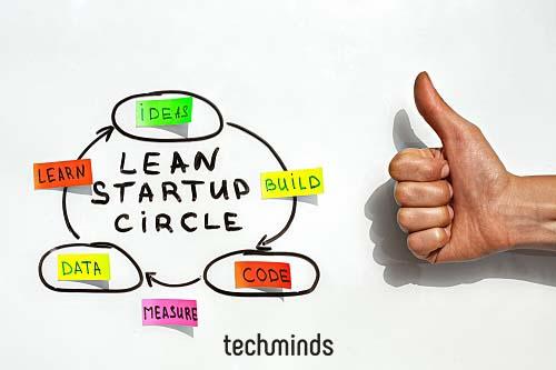Lean Startup Circle TechMinds